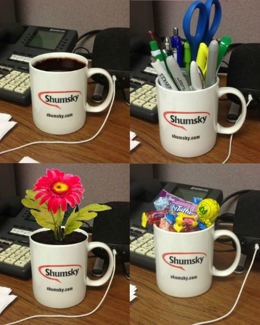 Promotional Coffee Mugs a Great Way to Add Value to Your Brand