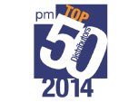 PM Top 50 Distributors 2014