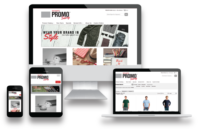 Promo Savvy Responsive Screens