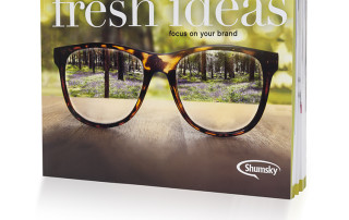 Fresh Promotional Ideas Catalog Cover