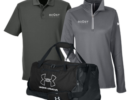 Branded Under Armour Now Available through Shumsky