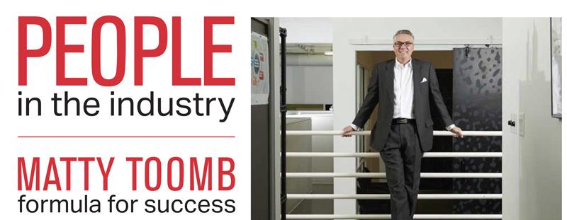 Matty Toomb - VP, Sales & Marketing at Shumsky