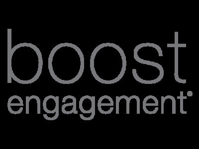 Boost Engagement® Logo