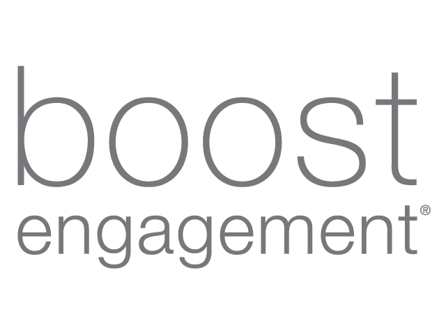 Boost Engagement® Logo