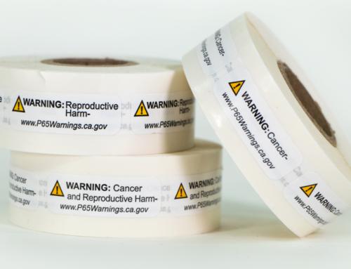 Shumsky Embraces Prop 65 Warning Labels
