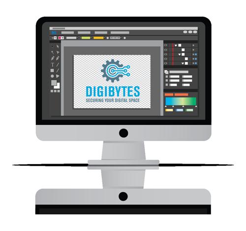 Custom Graphic Design Screen