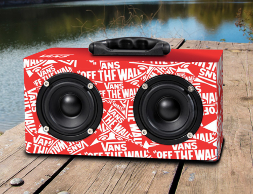 El Hefe Wireless Speaker