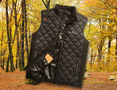 The Shefford Heat Panel Vest