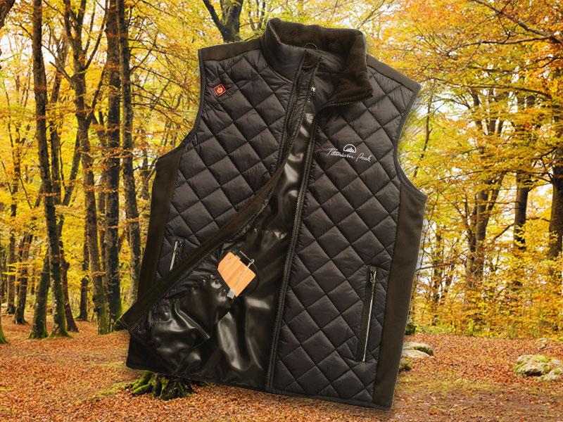 The Shefford Heat Panel Vest