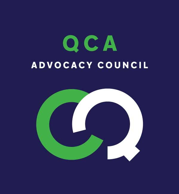 QCA Advocate Badge